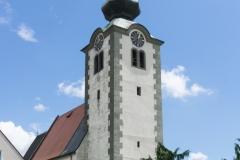 Pfarrkirche Maria Rojach.